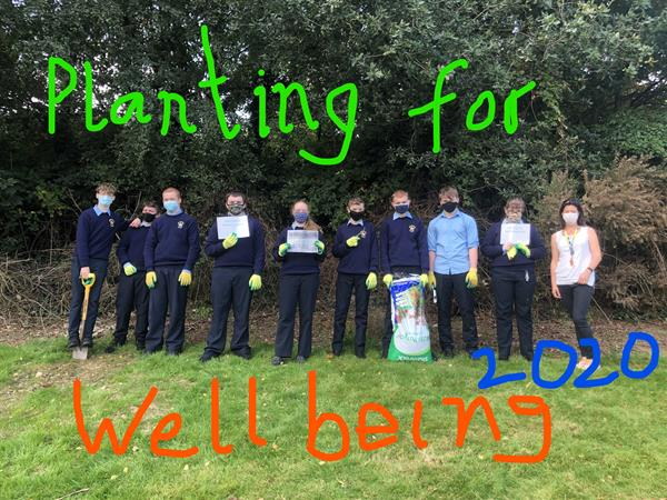 Planting for Well being Initiative