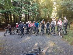 Transition Year Mountain Biking Trip