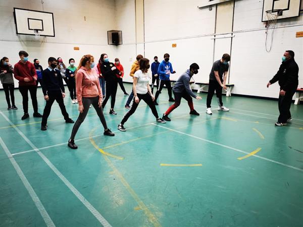 TY Dance Programme