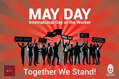 May Day - International Workers Day